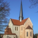 Die spätromanische Stiftskirche des Klosters Doberlugk