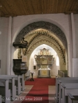 Wegendorf_Kirche_Innen