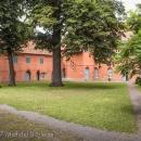 Zehdenick-Kloster-Innenhof