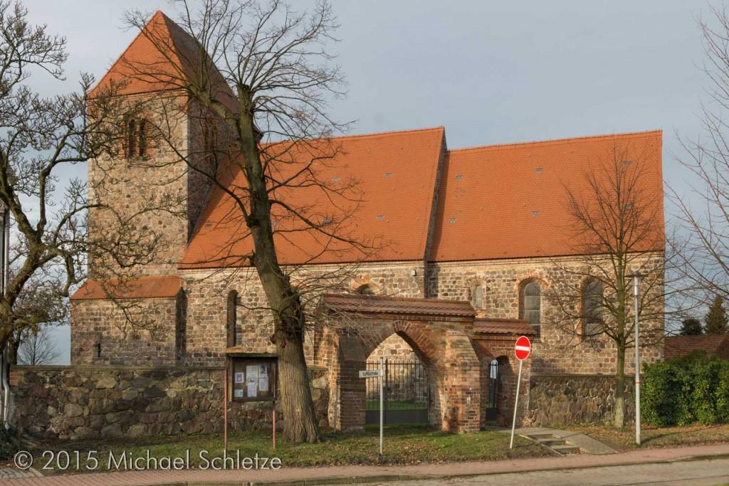 Gut erhalten wie die Kirche: Das mittelalterliche Friedhofsportal