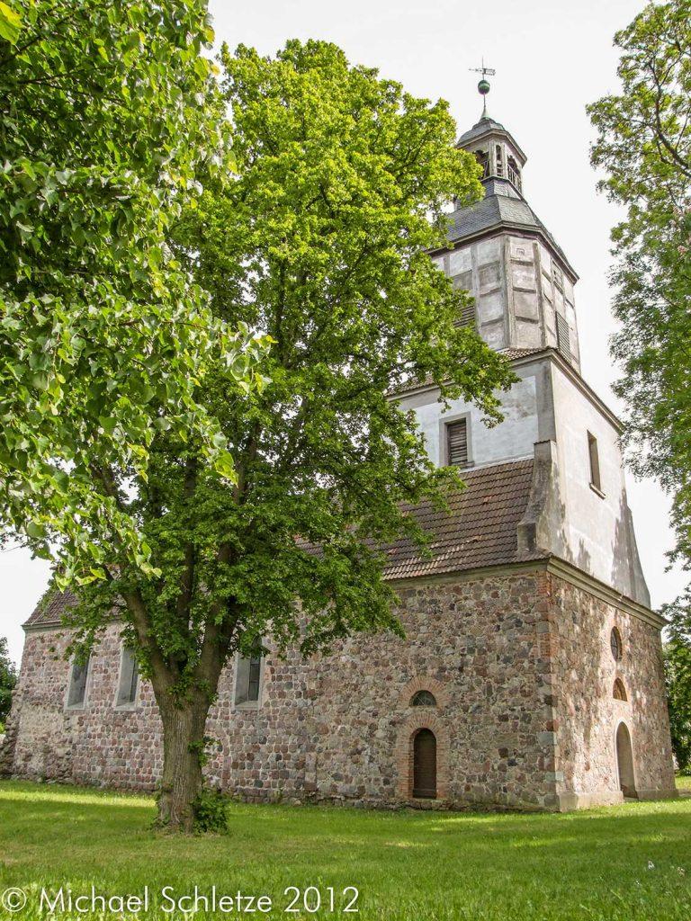 Dorfkirche Wismar von Nordwesten