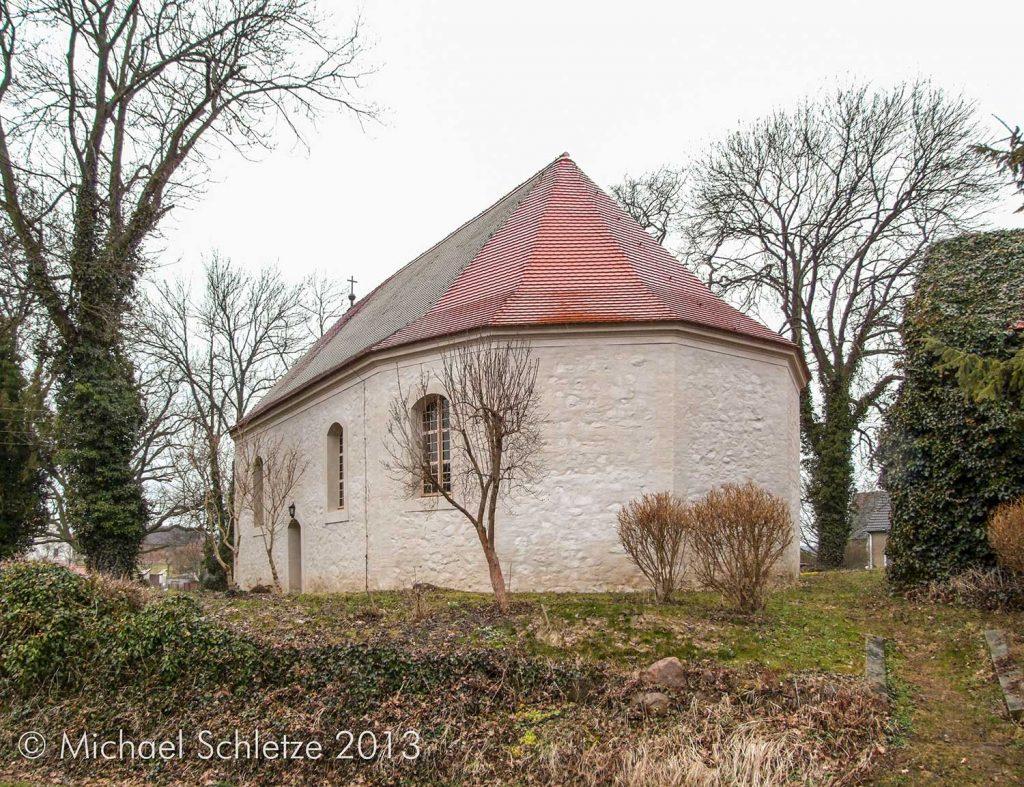 Dorfkirche Biesdorf von Südosten